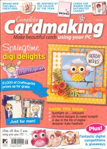 Complete Cardmaking issue 56
