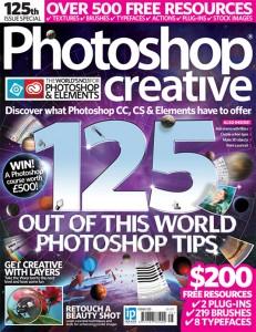 Photoshop Creative Issue125